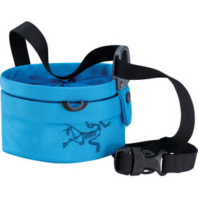 Arc'teryx Aperture Chalk Bag Large Vultee Blue